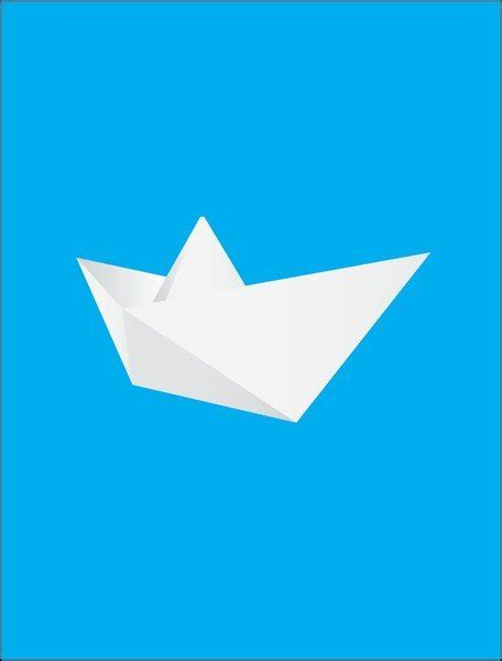 origami boat clipart free vector origami boat vector graphics clipart me