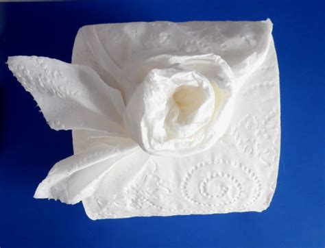 Paper Towel Origami - best 25 toilet paper origami ideas on towel