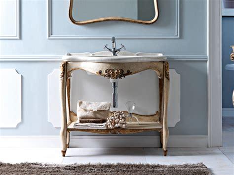 consolle bagno classico consolle lavabo in stile classico 3010 consolle lavabo