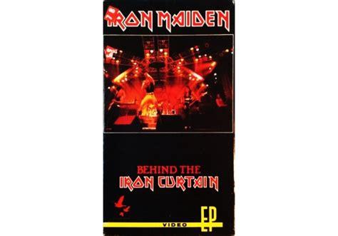 iron maiden behind the iron curtain iron maiden behind the iron curtain 1984 on picture