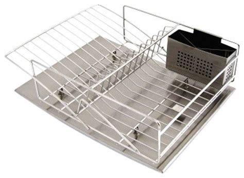 Dish Rack And Drainboard by Rohan Stainless Steel Dish Rack Drain Board And Utensil
