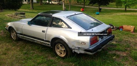 1983 Nissan Datsun 280zx Turbo 2 2 2 Door 2 8l