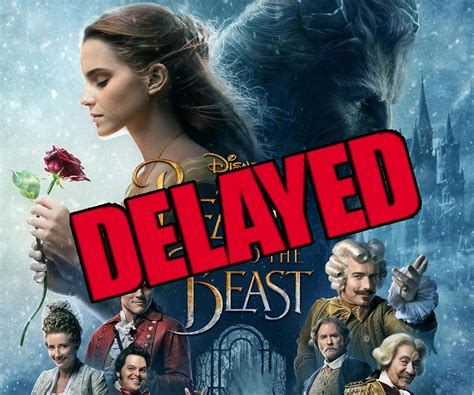 film 2017 malaysia beauty and the beast movie has been postponed in malaysia