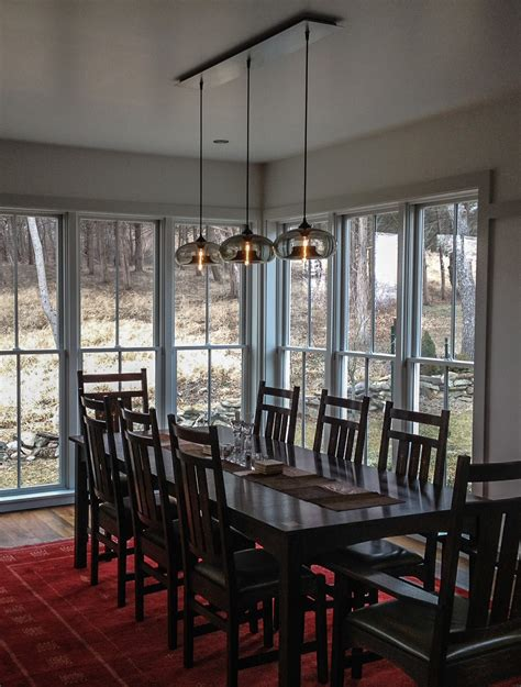 modern dining room pendant captivating contemporary