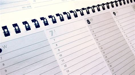 how much to make a calendar how to make your calendar reflect how much time