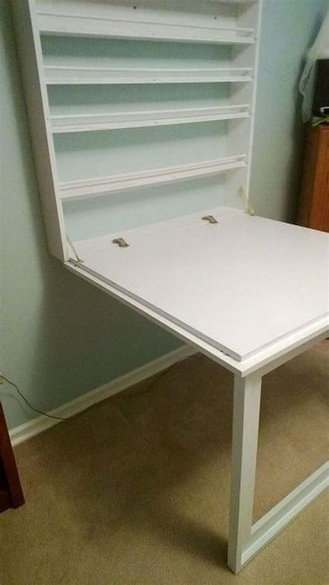 murphy craft table diy projects