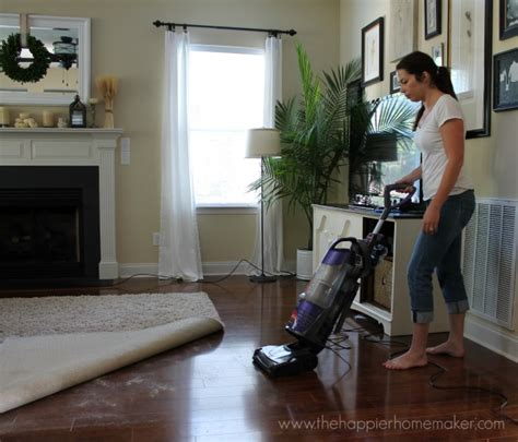 Best Vacuum For Area Rugs 5 Places In Your Home You Re Forgetting To Clean A Bissell Review The Happier Homemaker
