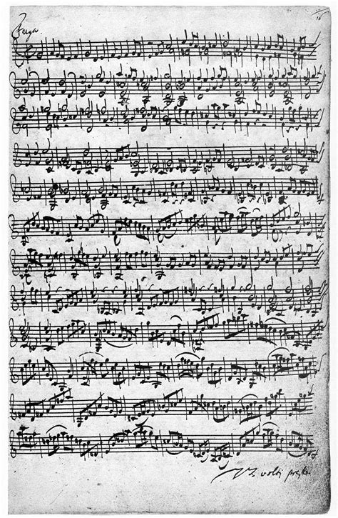 A Manuscript To Die For dave s j s bach page images manuscripts