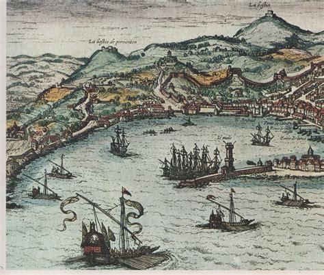 la via porto di genova c era una volta genova genova il porto di genova