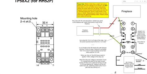 8 pin cube relay wiring diagram automotive relay