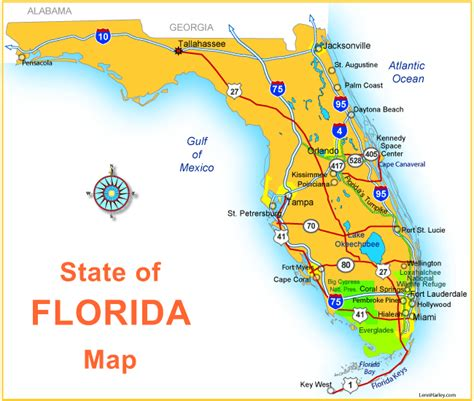state of florida map florida sale success requires listing agents with experience and dedication