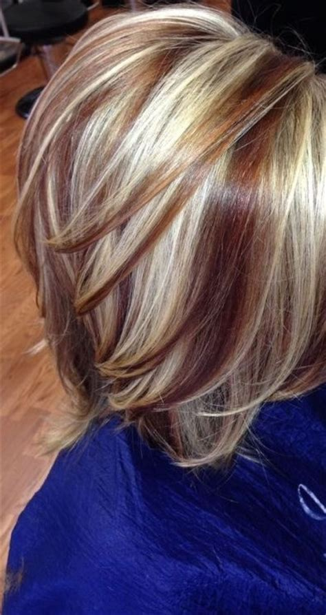 classic blond hair photos with low lights latest fashion short hairstyles with highlights and