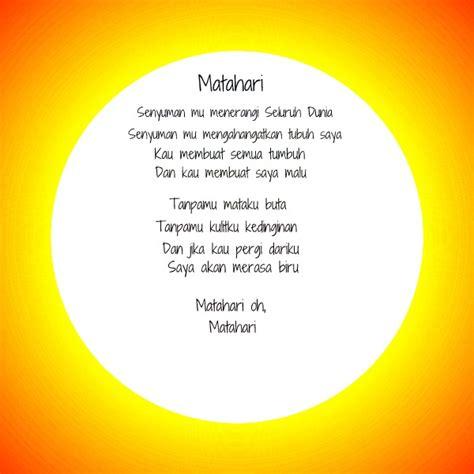 membuat puisi dengan bahasa jawa contoh z contoh geguritan ibu
