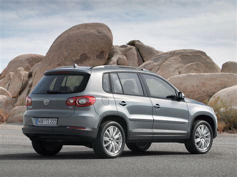 2008 Volkswagen Tiguan by 2008 Volkswagen Tiguan Pictures Information And Specs