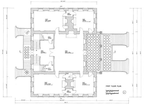 sc floor plans floor plans and elevations drayton hall charleston south