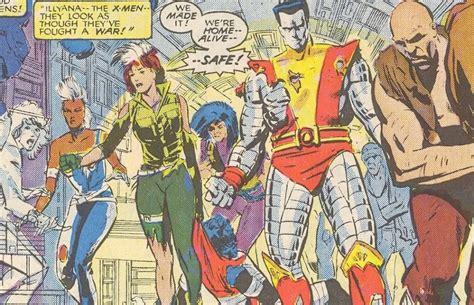 x men mutant massacre 0785167412 iconic marvel comic crossovers x men mutant massacre