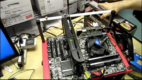 pc tech bench vesta 5350 oc ncix pc system on the test bench linus tech