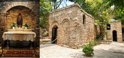 house of the virgin mary paket tour turki murah 2015 sentosa wisata
