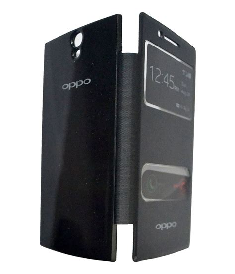 Leather Oppo Find 5 Mini R827 vasnm artificial leather flip cover for oppo find 5 mini