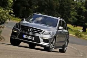 mercedes amg ml 63 2012 2015 review 2017 autocar