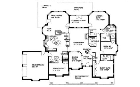 luxury ranch house plans 24 wonderful luxury ranch floor plans house plans 74784