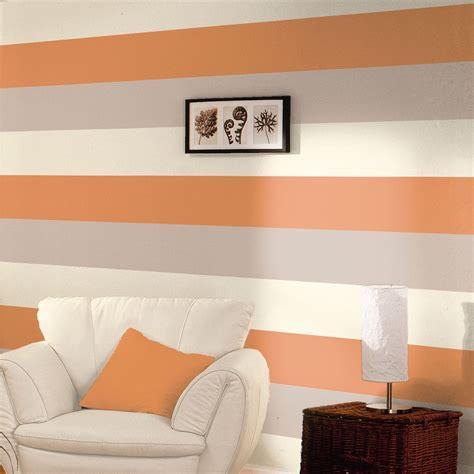 stripe wallpaper  feature wall lime chocolate grey orange   pp ebay