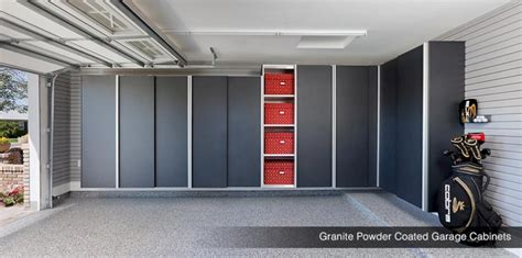 Closet Garage by Garage Cabinet Storage Systems Shelves Cabinets New