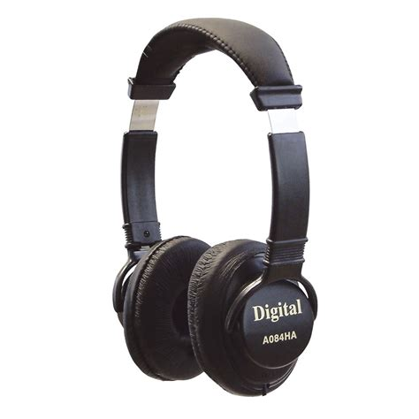 Diskon Headset Adss Colokan 3 5 Mm Earphone digital quality stereo headphones with 3 5mm stereo