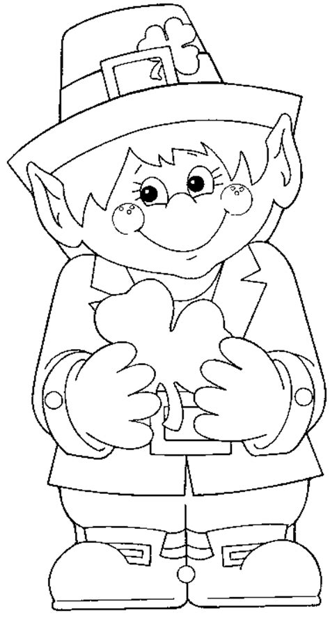 amazing coloring pages leprechauns coloring pages