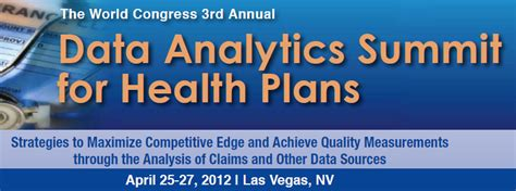 healthcare analytics summit summit insights healthcare analytics reward health sciences dr ward to present at world