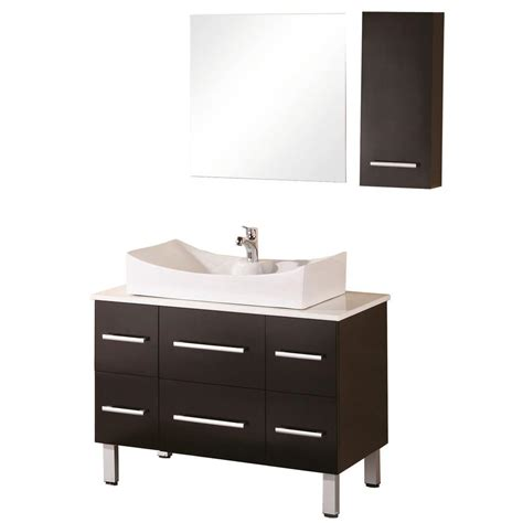design elements vanity home depot design element paris 36 in w x 22 in d vanity in