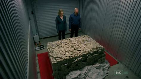 room of money walter white storage room money see best of photos of the breaking bad character