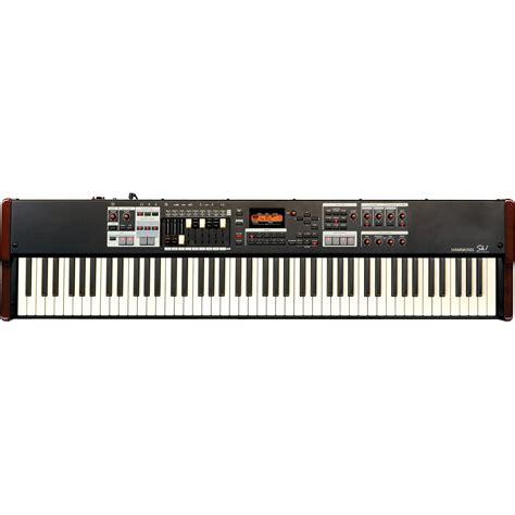 Keyboard Orgen hammond sk1 88 portable hammond organ and stage sk1 88 b h