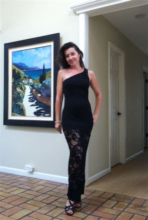 Dress Vania Black black one shoulder dress by vania fashion designer vania