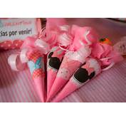 Candy Bar Minnie Mouse Kit Imprimible Fiestas Cumplea&241os $ 42