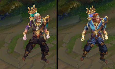 guardian   sands ryze chroma skin league  legends
