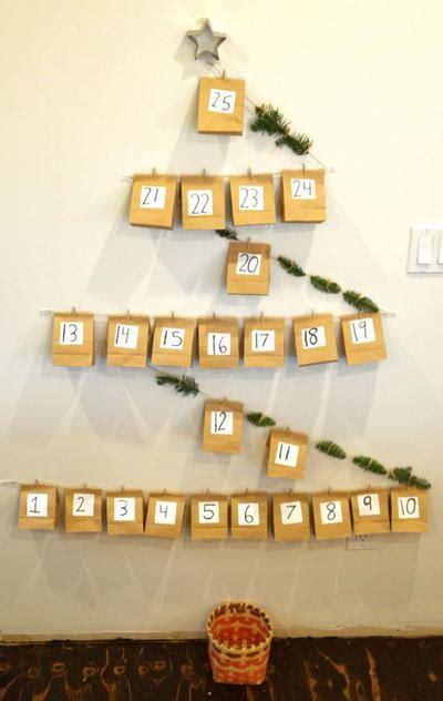 How To Make A Paper Advent Calendar - diy paper bag advent calendar allfreekidscrafts