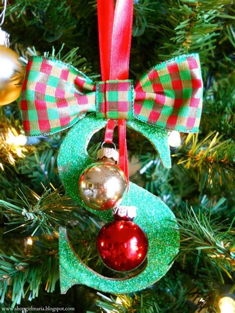 Homemade Christmas Ornaments: 15 DIY Projects Xmas Ornaments To Make