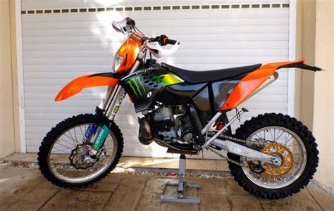 Ktm 300cc 2 Stroke Sold 2011 Ktm 300 Exc Two Stroke Enduro 16920en