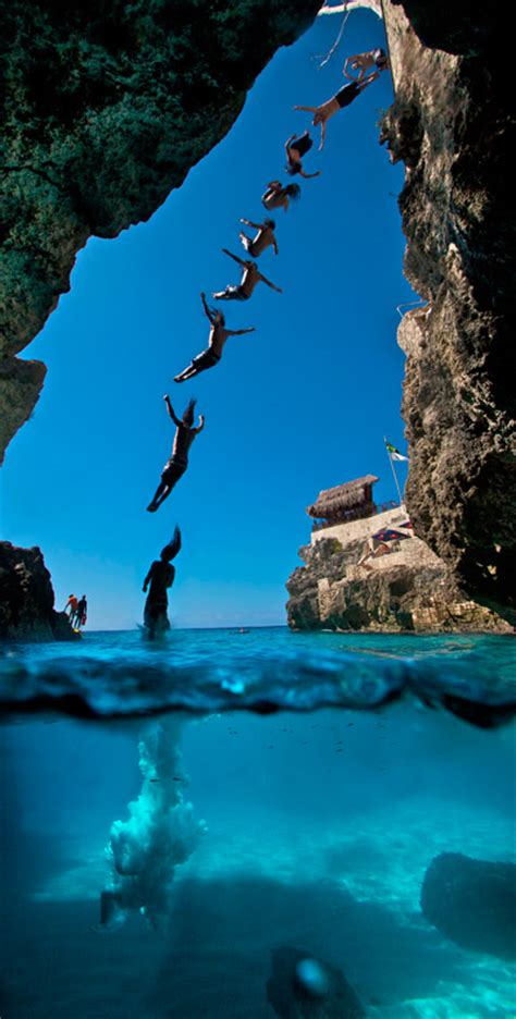 highest cliff dive who are these guys who cliff dive xtremesport