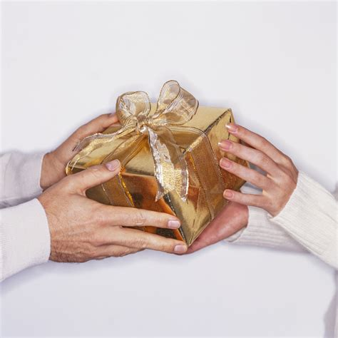 surprise gift an activity to practice giving and