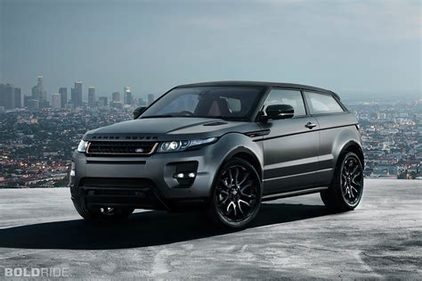 Land Rover Range Rover Evoque Black Wallpaper 1600x1200