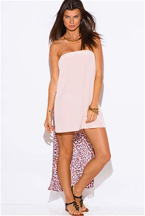 Pink Print Dress Size Sm 14620 image gallery neon light pink dress