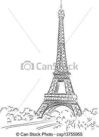 Torre, eiffel, parís, plano de fondo.