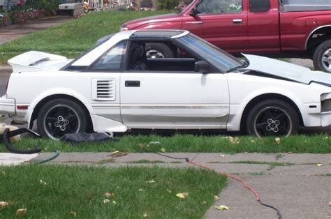 1987 Toyota Mr2 Supercharged Nicklous 1987 Toyota Mr2 Specs Photos Modification Info