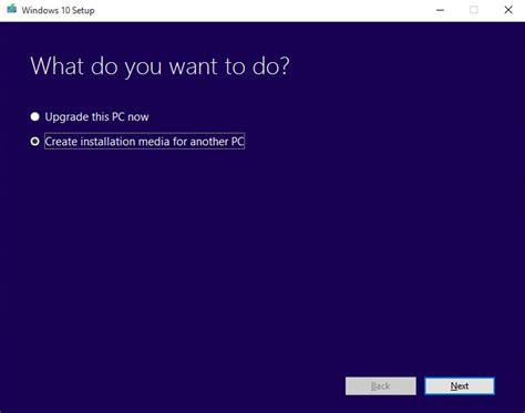 install windows 10 media how to perform a clean install of windows 10 from windows