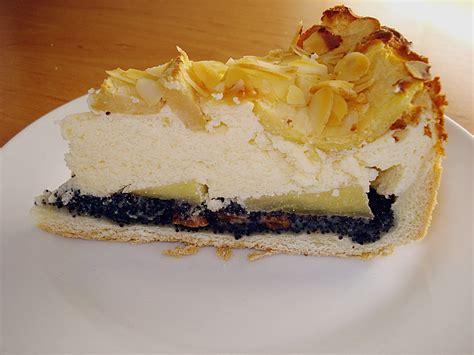 Apfel Mohn Quark Kuchen Rezept Mit Bild Eve 88