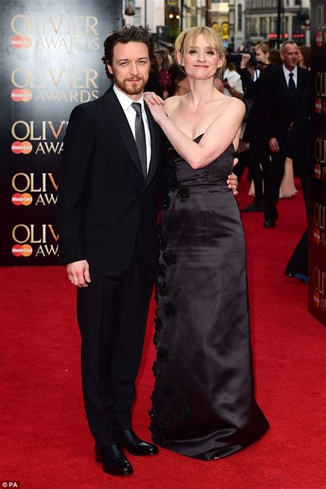 james mcavoy nails james mcavoy and anne marie duff plan to continue living