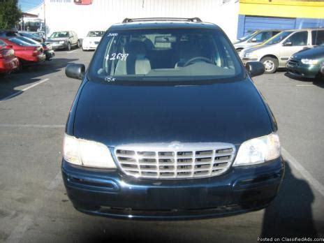 car owners manuals for sale 2000 chevrolet venture windshield wipe control 2000 chevy venture van cars for sale