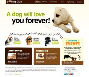themes bootstrap pets animals pets templates from www bootstrap template com